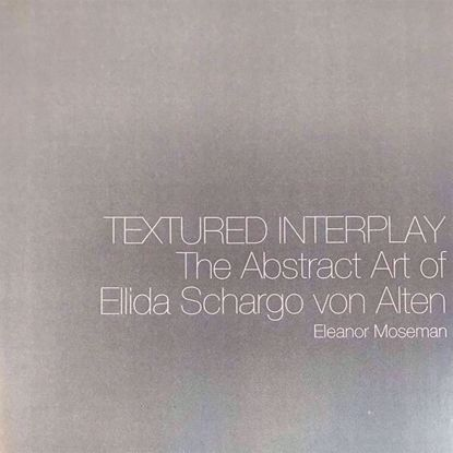 Picture of Textured Interplay: The Abstract Art of Ellido Schargo von Alten