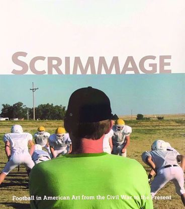 Picture of Scrimmage: Football in American Art from the Civil War to the Present