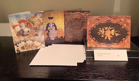 Picture of 4-pack Museum Notecards